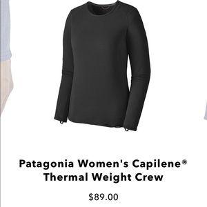 Patagonia Apilene thermal